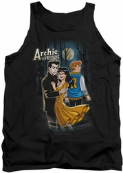 Archie Comics tank top Cover #146 adult black
