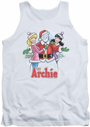Archie Comics tank top Cover 223 adult white