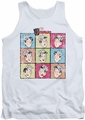 Archie Comics tank top Jug Heads adult white