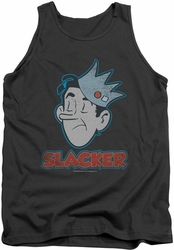 Archie Comics tank top Slacker adult charcoal