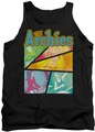 Archie Comics tank top The Archies Colored adult black