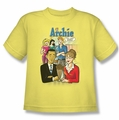Archie Comics youth teen t-shirt Anything's Possible banana