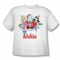 Archie Comics youth teen t-shirt Cover 223 white