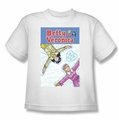 Archie Comics youth teen t-shirt Cover 257 Snow Angels white