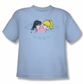 Archie Comics youth teen t-shirt Frenemies light blue