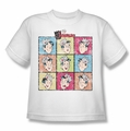Archie Comics youth teen t-shirt Jug Heads white