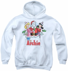 Archie Comics youth teen hoodie Cover 223 white