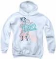 Archie Comics youth teen hoodie Glam Rockers white