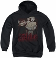 Archie Comics youth teen hoodie Perform black