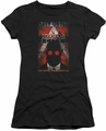 Arkham City juniors t-shirt Obey Order Poster black