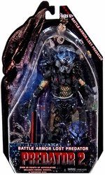 Armor Combat Lost Predator action figure Series 11