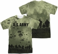 Army mens full sublimation t-shirt Air To Land