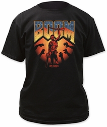 Army Of Darkness boom fitted jersey tee pre-order