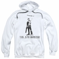 Army Of Darkness pull-over hoodie Boomstick! adult White