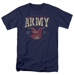 Army t-shirt Arch mens navy