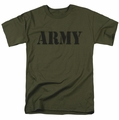 Army t-shirt Army mens military green