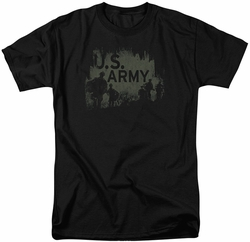Army t-shirt Soilders mens black