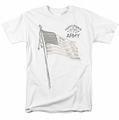 Army t-shirt Tristar mens white