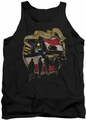 Army tank top Duty Honor Country adult black