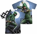 Arrow TV Show CW mens full sublimation t-shirt Night Watch