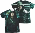 Arrow TV Show CW mens full sublimation t-shirt Two Sides