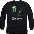 Arrow TV Show on CW long-sleeved shirt Star City Defender black