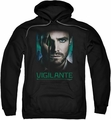 Arrow TV Show on CW pull-over hoodie Good Eye adult black