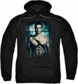 Arrow TV Show on CW pull-over hoodie Shirtless adult black