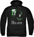 Arrow TV Show on CW pull-over hoodie Star City Defender adult black