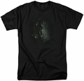 Arrow TV Show on CW t-shirt In The Shadows mens black