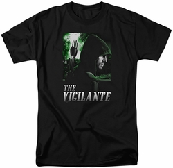 Arrow TV Show on CW t-shirt Star City Defender mens black