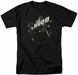 Arrow TV Show on CW t-shirt Take Aim mens black
