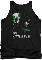 Arrow TV Show on CW tank top Star City Defender adult black