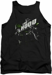 Arrow TV Show on CW tank top Take Aim adult black