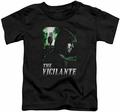 Arrow TV Show on CW toddler t-shirt Star City Defender black