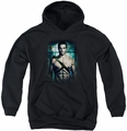 Arrow TV Show on CW youth teen hoodie Shirtless black