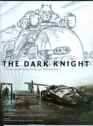 Art of the Dark Knight with script Hardcover