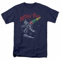 Astro Pop t-shirt Space Joust mens navy