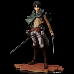 Attack on Titan Brave Act Eren Jaeger Armed version Action Figure Pre-Order
