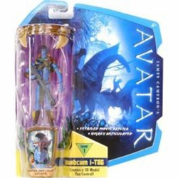 Avatar Jake Sully Warrior action figure