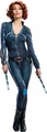 Avengers 2 Age of Ultron Black Widow Secret Wishes adult costume