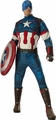 Avengers 2  Captain America Muscle  adult costume