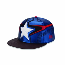 Avengers Aou Captain America Armor 5950 Fitted Cap pre-order