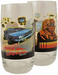 Back To The Future 2nd Movie Tumbler