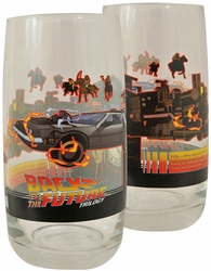 Back To The Future 3rd Movie Tumbler