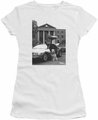 Back To The Future II juniors t-shirt Einstein white