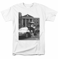 Back To The Future II t-shirt Einstein mens white