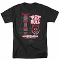 Back To The Future II t-shirt Pit Bull mens black