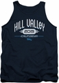 Back To The Future II tank top Hill Valley 2015 mens navy