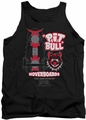 Back To The Future II tank top Pit Bull mens black